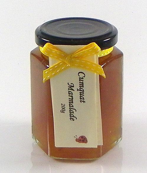 Cumquat Marmalade 200gm
