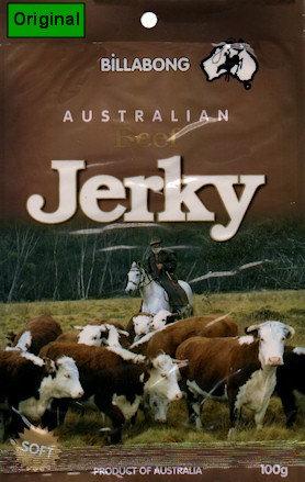 Original Beef Jerky 100gm