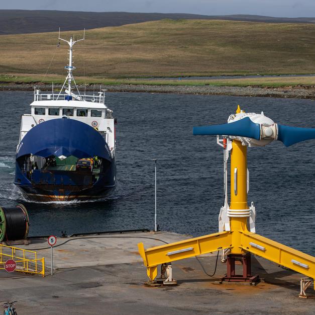 Nova Innovation T4 Belmont and Ferry