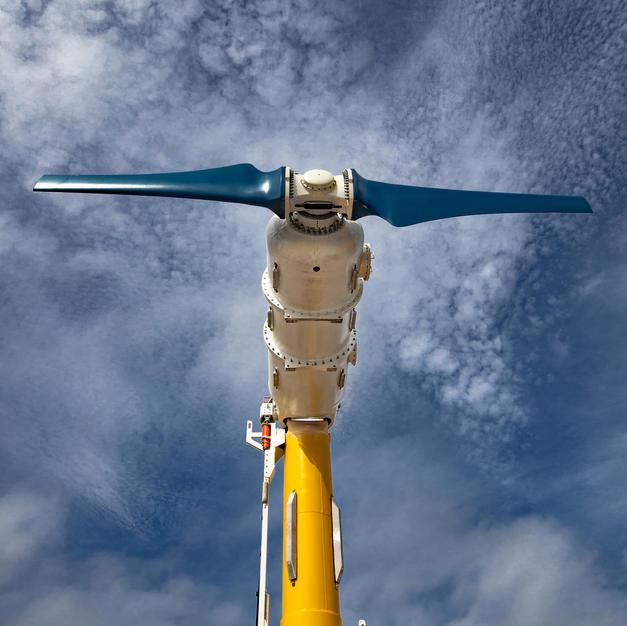 T4 Tidal Turbine Elevation