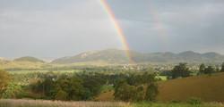 Rainbow over Gloucester