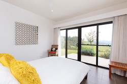 Master Bedroom with north views