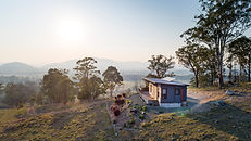Sunrise over The Ridge Eco-Cabin.jpg