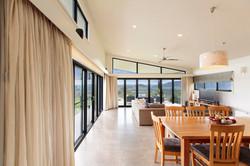 Open plan kitchen / lounge / dining