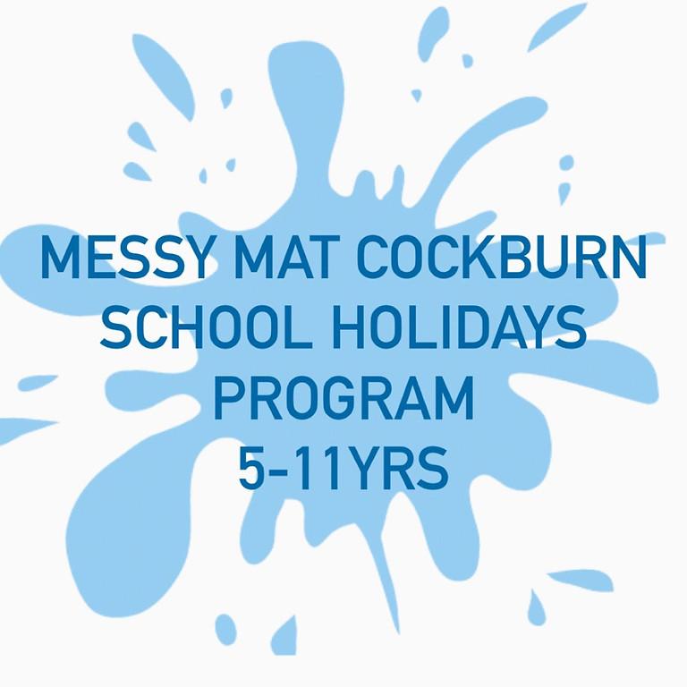 Messy Mat COCKBURN 5-11yrs SESSION