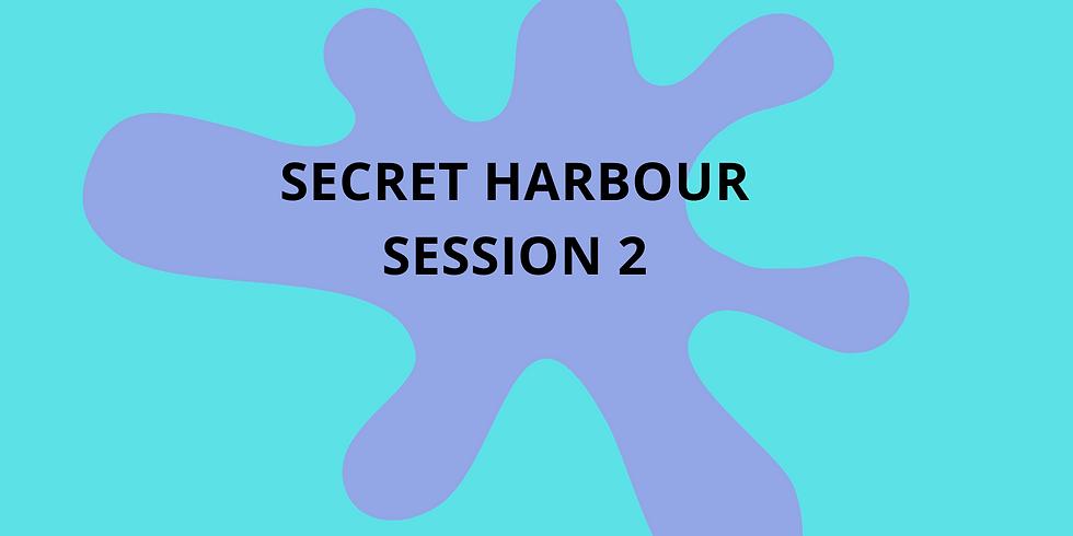 Messy Mat Secret Harbour - Halloween 2