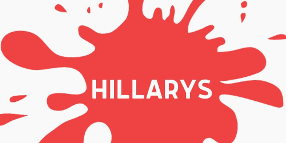Messy Mat Hillarys - BIG BIRTHDAY BASH