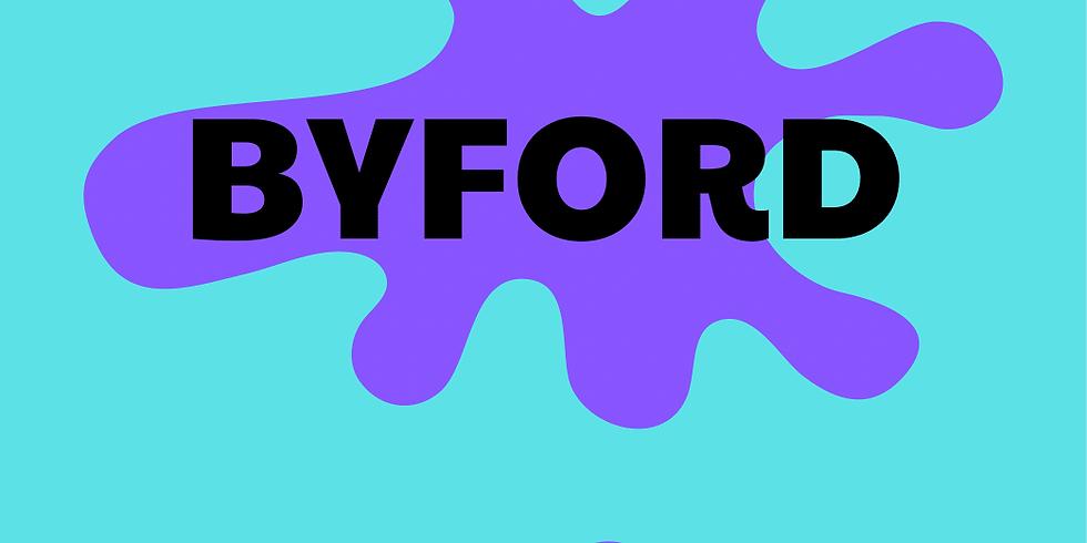 Messy Mat Byford