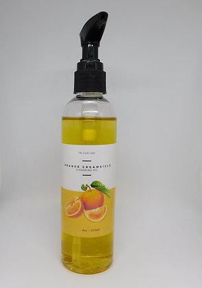 Orange Creamsicle Cleansing Oil