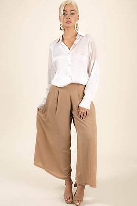 Rome Darted Trousers-  Made in Italy