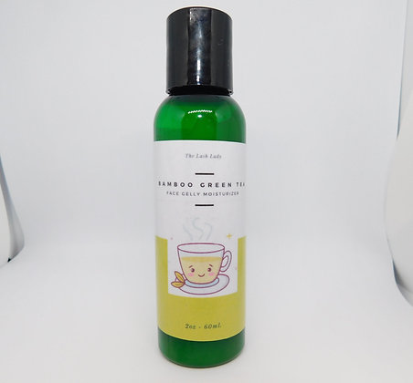 Bamboo & Green Tea Face Gelly Moisturizer