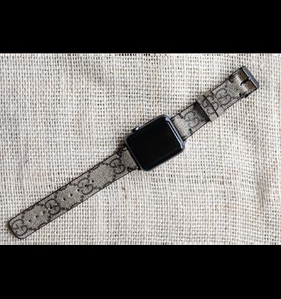 Apple Watch Band Classic GG Monogram