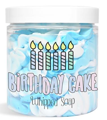 Whipped Birthday Cake Soap