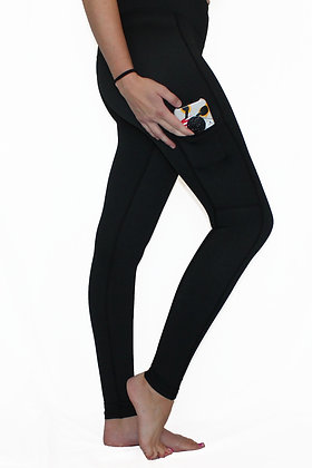 Everyday Black - Pocket Pant