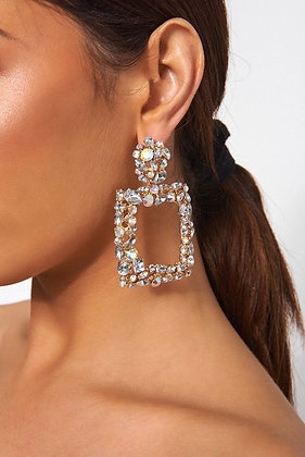 Sierra Rhinestone Earrings