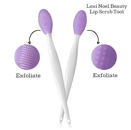 Lip Scrub Exfoliator Tool