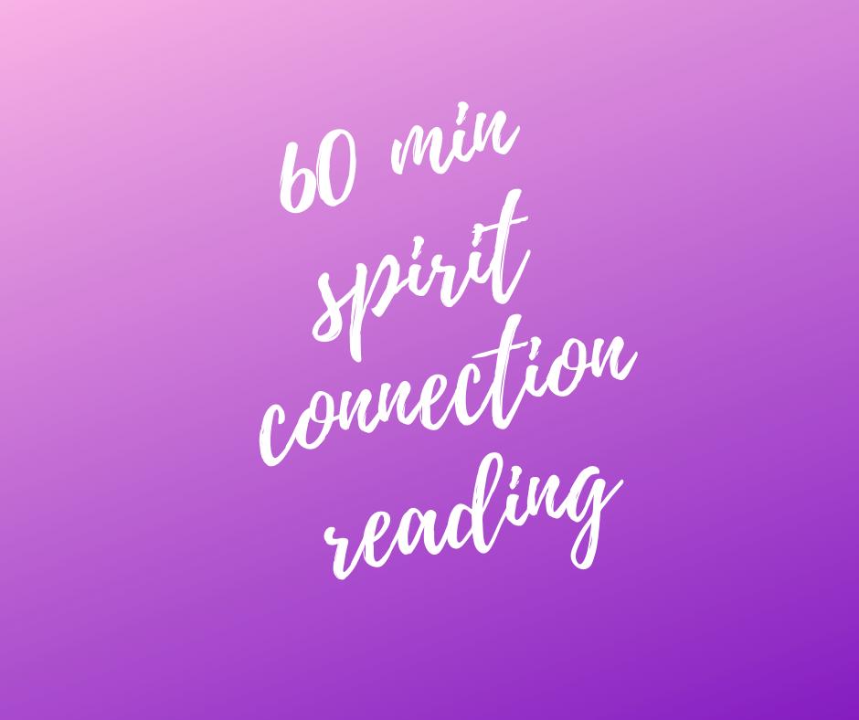 1 hour Mediumship reading
