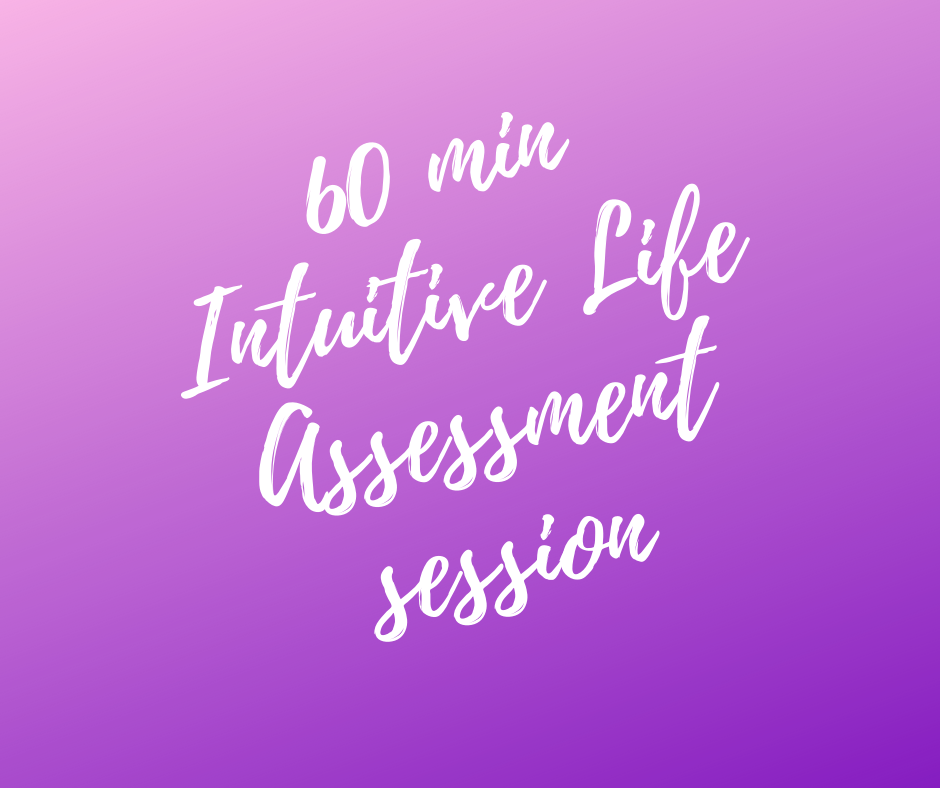 1 hour Intuitive Life Assessment