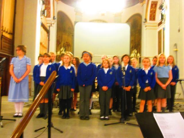 Children Singing for Children
