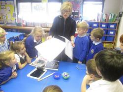 Kandinsky School Project - Art Day