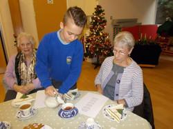 Christmas Community Tea