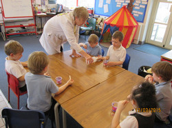 Mad Science - Class 1