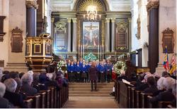 Choir at All Saints Church