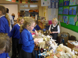 Easter Fayre March 2015