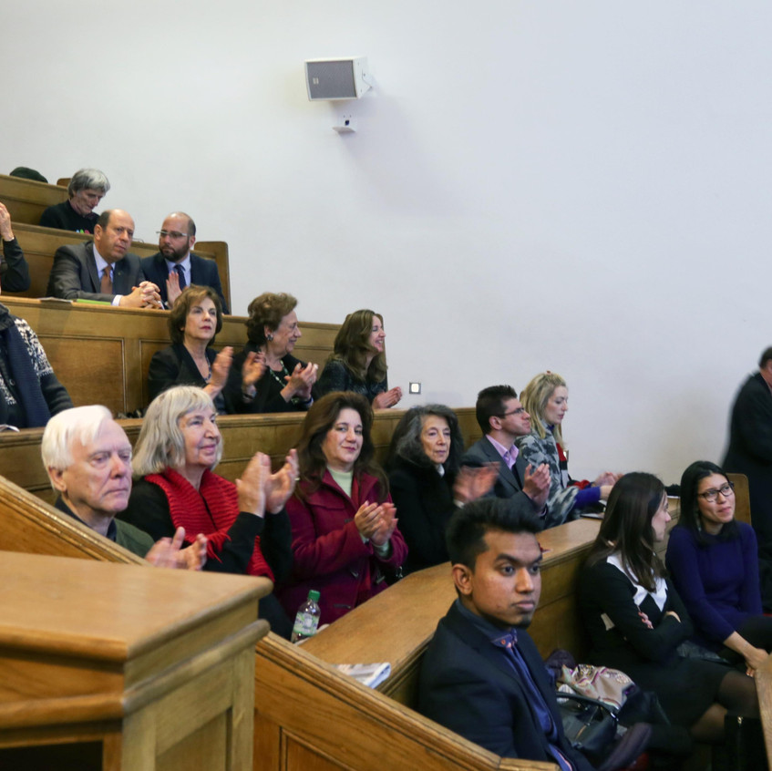 Cyprus Lecture: King's College