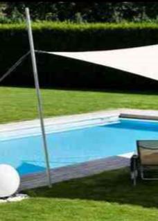 Poolside equipment