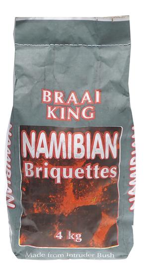 BRIQUETTES BBQ 4KG