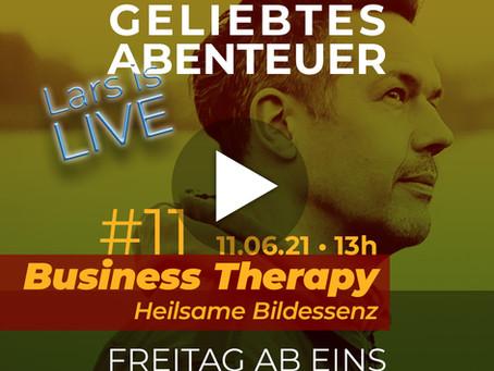 BUSINESS THERAPY — Heilsame Bildessenz