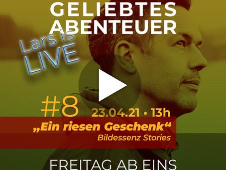 Lars is Live: »Ein riesen Geschenk«