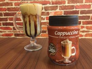O famoso Cappuccino Cheirin Bão agora para levar