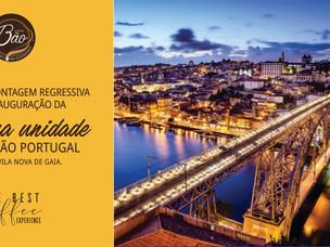Cheirin Bão inaugura a primeira unidade em Portugal