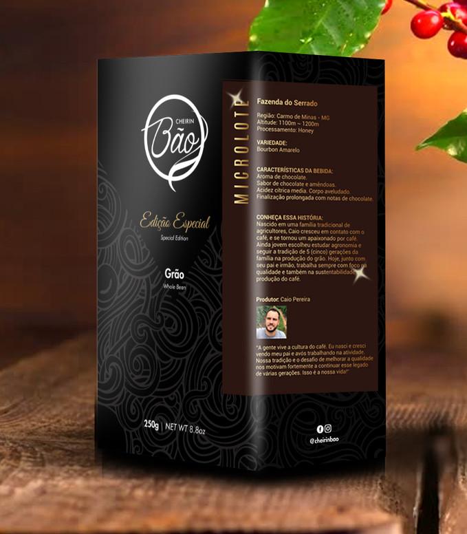 Novo microlote de Cafés Especiais