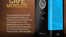 Cheirin Bão lança novo Microlote de Cafés Especiais