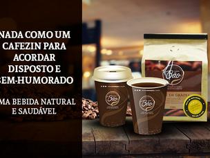 Café uma bebida natural e saudável