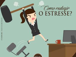 Como se livrar do estresse no trabalho?