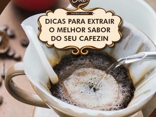4 dicas para extrair o melhor sabor do seu cafezin