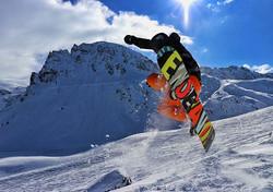 #boarding #snowboarding #endeaver #air #