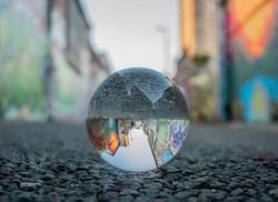 #lensball #graffiti #tag #streetart #str