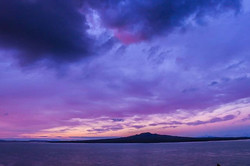 Rangitoto Island is a volcanic island in