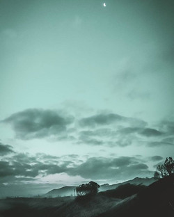 #sunset #sun #sky #bluesky #mist #mounta