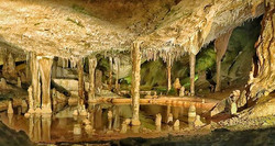 #cave #smuggling #formations #water #pir