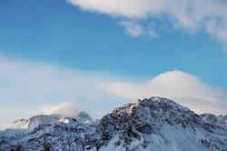 #morning #mountains #canon #200d #blue #