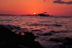 Sunset in San Antonio Ibiza._._._._