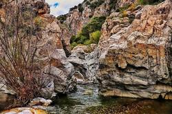 #rocks #minicanyon #river #water #nature