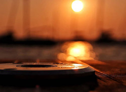 #sunset #sun #sky #orange #silouette #50