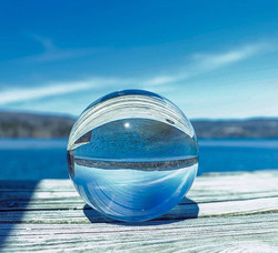 Some lensball action on the beach._._._.